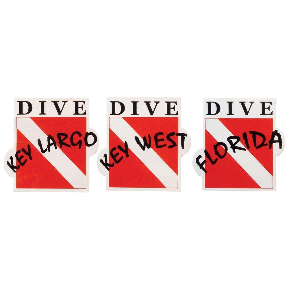 Destination Stickers