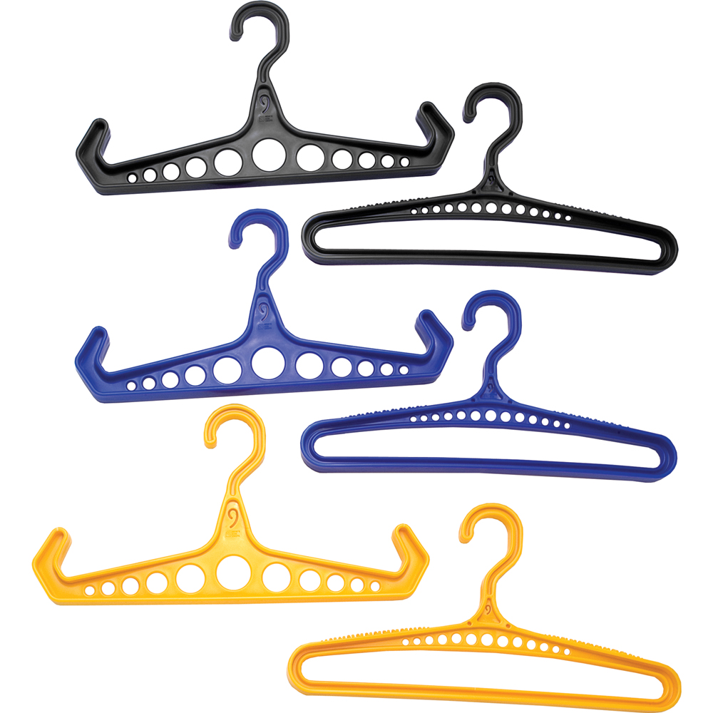 Girder Wetsuit and BCD Hangers