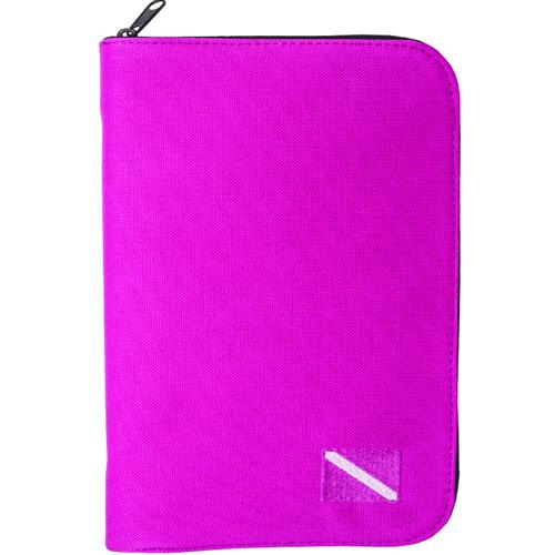 3-ring Binder A/o  Pink Low Profile