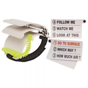 Multi-Page Wrist Slate