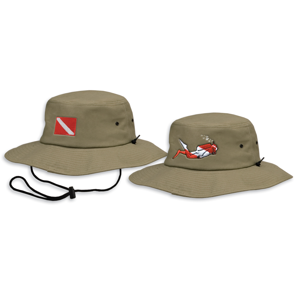 42e7cd11c8aeb Outback Sun Hat – Innovative Scuba Concepts