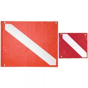 PVC Dive Flag