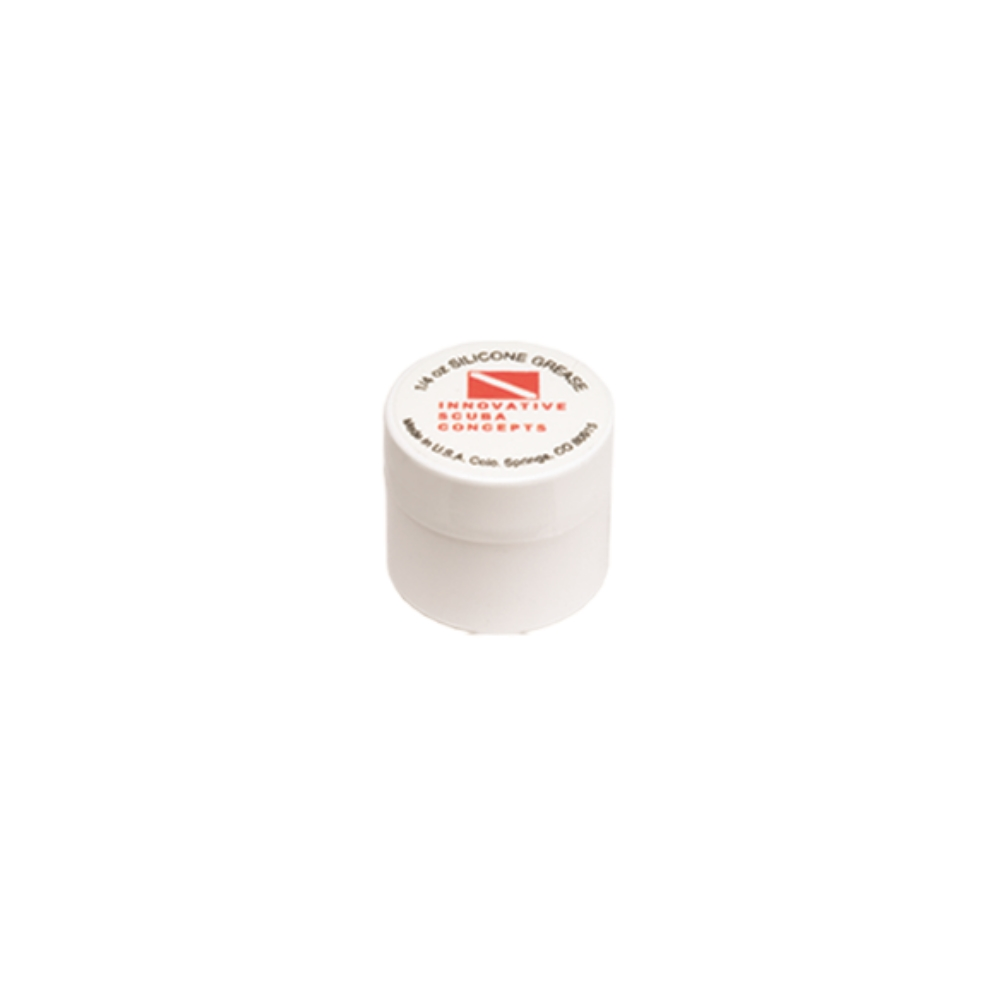 Silicone Grease 1/4 Oz Paste