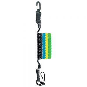 Swivel Coil Lanyard