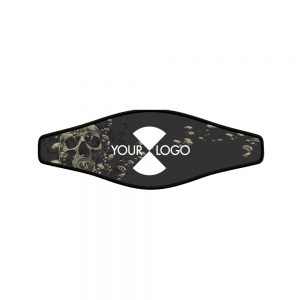 Picture Strap-Wrapper - A/O Underwater Skull - IMPRINT