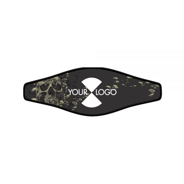 Picture Strap-Wrapper – A/O Underwater Skull – IMPRINT 1