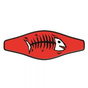 Picture Strap-Wrapper - Bone Fish