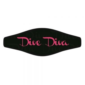 Picture Slap Strap - Dive Diva