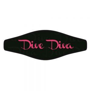 Picture Strap-Wrapper - Dive Diva