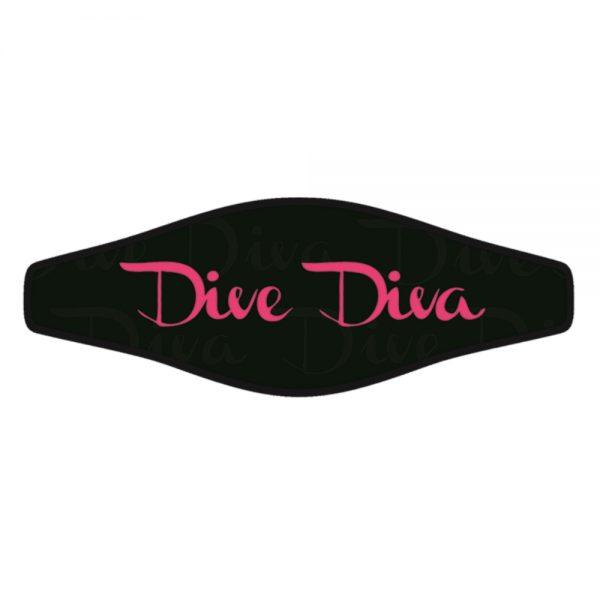Picture Strap-Wrapper – Dive Diva 1