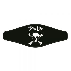 Picture Buckle Strap - Dunleavy Dive Life Skull