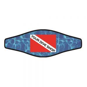 Picture EZ Strap - Dive Flag - IMPRINT
