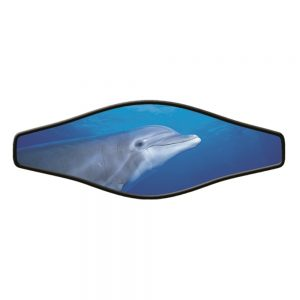 Picture Strap-Wrapper - Live Dolphins