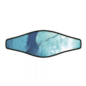 Picture Buckle Strap - Live Jellyfish
