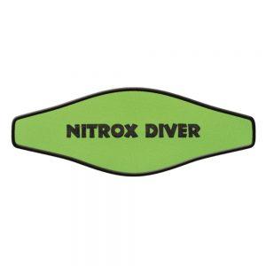 "Printed Strap-Wrapper ""NITROX"""