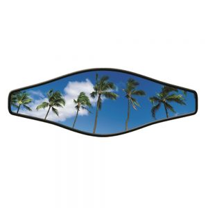 Picture Buckle Strap - Palm Trees