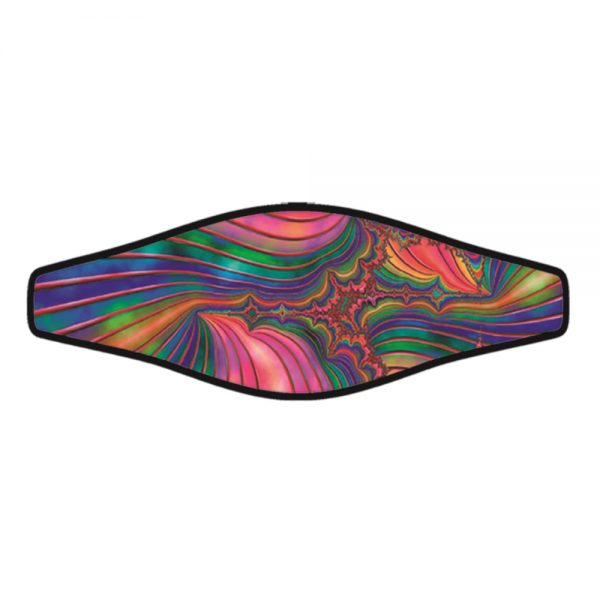 Picture Buckle Strap – Psychedelic 1