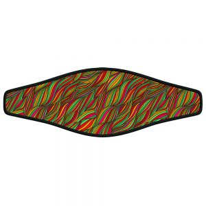 Buckle strap - Abstract Colors