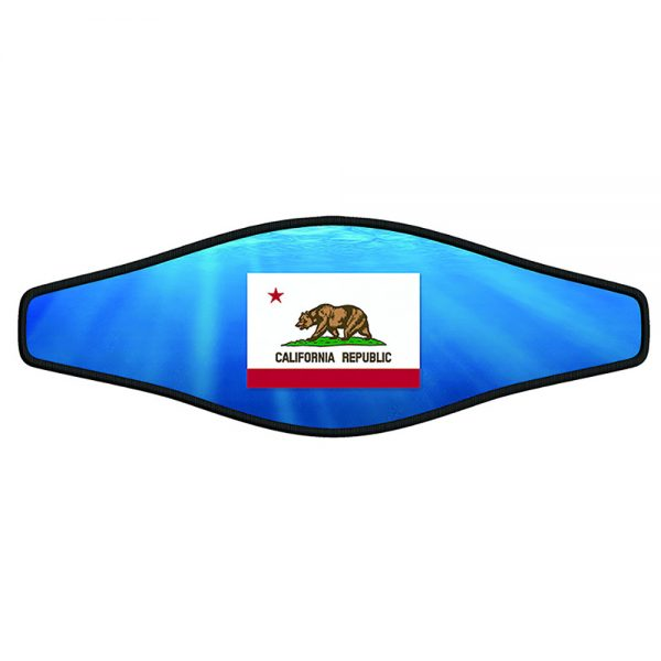 Buckle strap – California State Flag 1