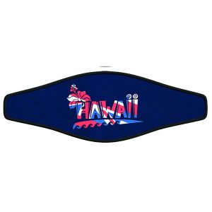 Strap wrapper - Hawaii Logo
