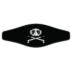 Combo strap - Mask & Spear Gun