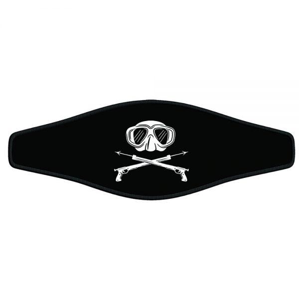 Combo strap – Mask & Spear Gun 1