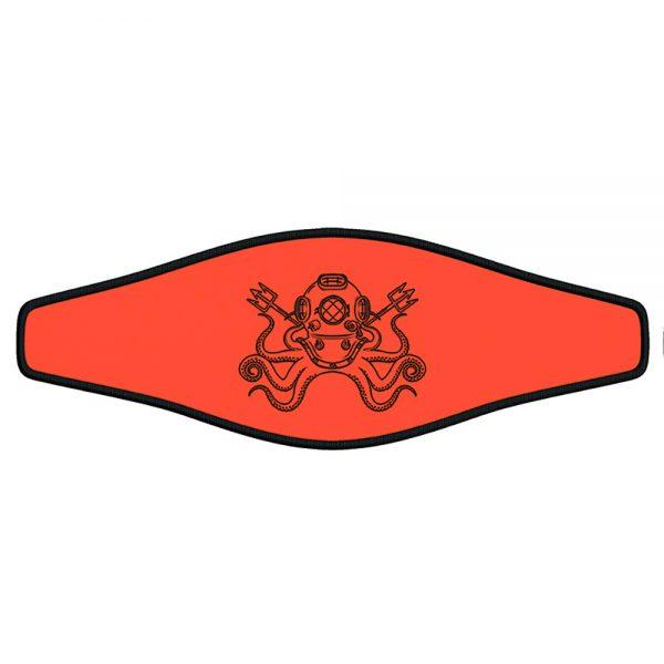 Slap strap – Octopus Helmet 1
