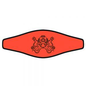 Buckle strap - Octopus Helmet