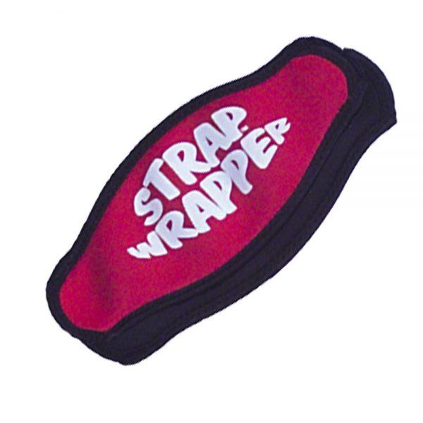 Picture Strap-Wrapper – Scuba Diver Flag 2
