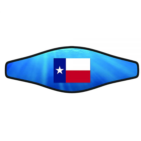 Combo strap – Texas State Flag 1